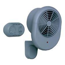 Creda Calentador De Garaje 3KW Controlador Remoto Calentador De Pared del Ventilador