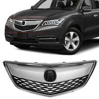 For 2014 2015 2016 Acura MDX Front Bumper Grille Replace for 75100-TZ5