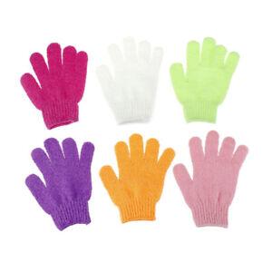 Body Sponge Bath Massage Of Shower Bath Scrub Gloves Exfoliating Bath Gloves _TA