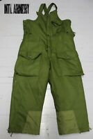 Canadian Forces Bib Cold Weather Pants Size 6734 Canada Army CF