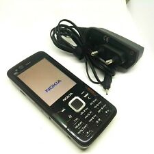 Nokia N Series N82 - Black (Unlocked) Smartphone 3G Mobile Phone Top Condition