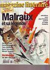 le magazine litteraire - 347 - octobre 1996 - malraux et sa legende