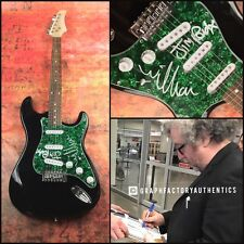 GFA William Jim Reid * THE JESUS AND MARY CHAIN * Signed Electric Guitar J2 COA