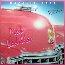 "Natalie Cole Pink Cadillac / I Wanna Be That Woman 1988 EMI 12"" Maxi"