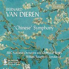 Van Dieren / Bbc Nat - Van Dieren: Chinese Symphony [New CD]