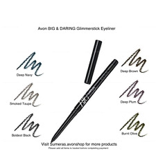 Avon BIG & Daring GlimmerStick Various Colours ~ New ~ Free P&P ~ Great Gift