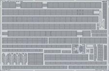 Eduard PE 53189 1/200 HMS Hood pt. 3 railings Trumpeter