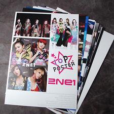 K-POP 2NE1 10Posters 2NE1 Collection Bromide (10PCS)  A4 SIZE