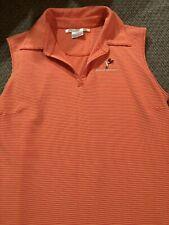 Women's Nike Golf Sleeveless Shirt Dri-Fit Desert Springs Size Large