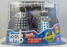 Doctor Who DALEK COLLECTOR SET #2 Dalek Invasion of Earth BBC