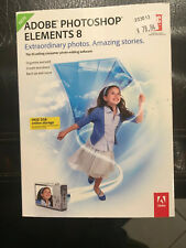 Adobe Photoshop Elements 8 Software