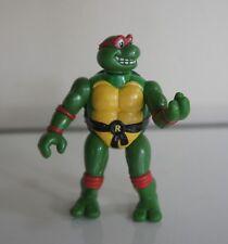 1992 Teenage Mutant Ninja Turtles Action Figure Raphael Spin cabeza Spinner chupar