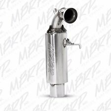 MBRP Polished Stainless SILENCER RACE 11-16 SkiDoo XP XM XS MXZ SUMMIT 800 E-TEC
