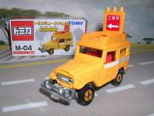 M-04 TOYOTA LAND CRUISER TOMICA MUSEUM TOMY TAKARA 4x4 Jeep