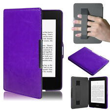 Premiu Ultra Slim Leather Smart Case Cover For New Amazon Kindle Paperwhite 5
