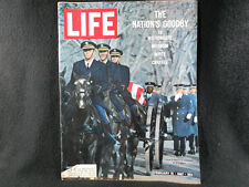 Collectible LIFE MAGAZINE FEBRUARY 10 1967 The Nation's goodbye to Grissom,White