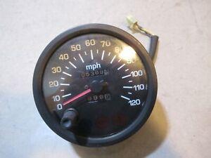Yamaha Mountain Max 700 Speedometer 2002 #3