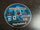 Need for Speed: Underground (Sony PlayStation 2, 2003) disk only