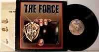 """THE FORCE"" TULL/FOGHAT/MONTROSE/PURPLE+++>12"" VINYL RECORD ALBUM>VG+>1974"