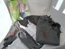 Smiffys Zombie School Boy Costumes Halloween Fancy Dress Outfit size L 10-12 yrs