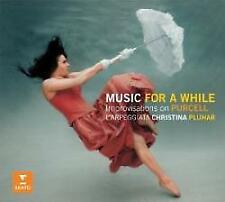 Christina Pluhar/L'Arpeggiata - Music For A While (NEW CD)
