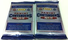 2x 2011-12 Panini Contenders Hockey HOBBY Pack (Booklet Auto Crosby Ink Gold)?