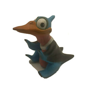 Vintage 1988 The Land Before Time PETRIE Amblin Puppet Toy Pizza Hut Rubber