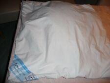 Aqua-clean Baby-Bettchen Kissen für Kinderwagen Feder+ Daunen 80 X 80 cm