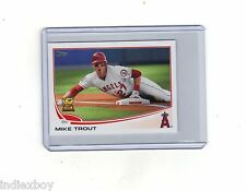 2013 Topps Mini Mike Trout # 27