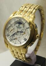 Accurist GMT120P Men's Commemorative Grand Complication Bracelet Watch RRP £399