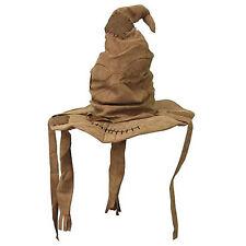 "Sorting Hat Harry Potter Hogwarts Adult Halloween Costume Puppet Hat 19"""