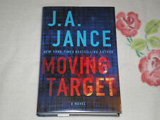 Moving Target by J. A. Jance   *Signed*