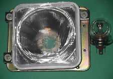 ZETOR TRACTOR FRONT LAMP, LIGHT square - BULB INCLUDED 7835 0943, 78.350.943