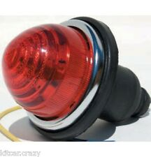 CLASSIC AUSTIN MINI COMPLETE REAR RED STOP TAIL LIGHT UNIT