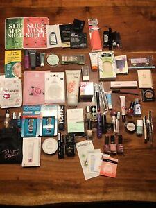 XXL Kosmetik Paket Konvolut Luxus Pink Box Glossy Box Set Über 70 Teile Neu