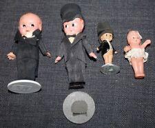 Assorted VINTAGE Celluloid KEWPIE DOLLS Miniature