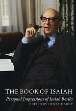 The Book of Isaiah: Personal Impressions of Isaiah Berlin, , Good, Paperback