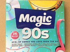 Magic 90s - CD - Take That/Kylie/Robbie Williams/... New & Sealed - WB4