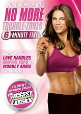 Jillian Michaels: No More Trouble Zones DVD (2010)