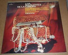 Lorengar/Argenta LOS DIAMANTES DE LA CORONA - Alhambra MCC 30049 SEALED