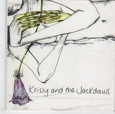 (EL519) Krissy & The Jackdaws, The Acorn & The Snake - DJ CD