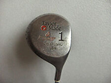 Taylor Made Burner Plus  10.5 Driver  /  True Temper Regular Flex Shaft