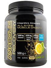 NET INTEGRATORI ANABOLIC RECOVERY 500 gr recupero post workout