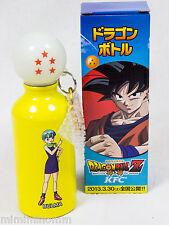Dragon Ball Z KFC Limited Canteens Aluminum Bottle Bulma JAPAN ANIME