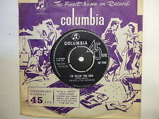 DB 7086 Freddie & The Dreamers - What Have I Done To You / I'm Telling You Now