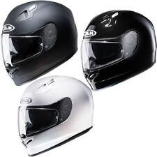 Fibreglass Pinlock Ready HJC Motorcycle Helmets