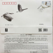 2018-22 CHINA Wild goose FDC