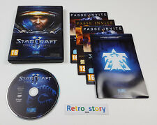 Star Craft II : Wings Of Liberty - PC
