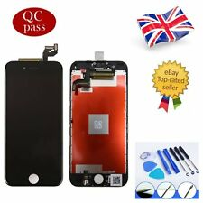 UK For iPhone 6S Black LCD Touch Screen Digitizer Display Assembly Replacement