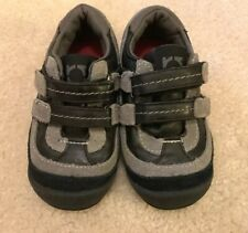 """EUC! Little Boys Kenneth Cole Reaction """"Dont For Bet 2"""" Suede Sneakers Sz 8M"""